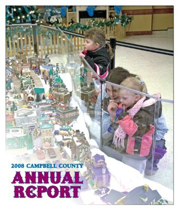 AnnuAl RepoRT - Campbell County