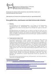 Stellungnahme SAJV: Parl. Initiative Bortoluzzi , 65.5 KB