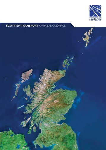 Scottish Transport Appraisal Guidance (STAG) - Transport Scotland