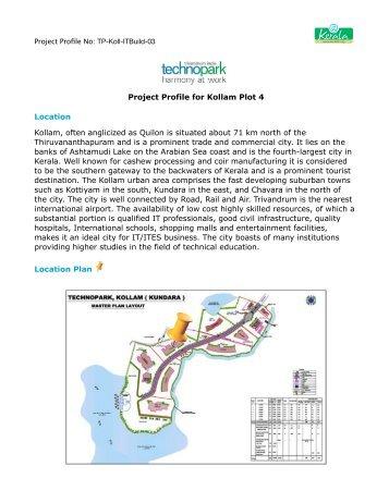 Project Profile for Kollam Plot 4 Location Kollam ... - Emerging Kerala