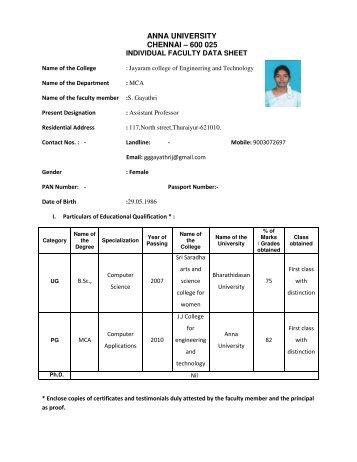 G.Gayathri - Jayaram College of Engineering and Technology