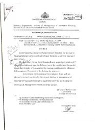 GO (Rt) No. 87-12-Hsg, dt 18.12.2012. - Government of Kerala