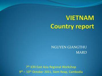 スライド 1 - East Asia Regional Activities