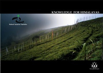 PART-I Sikkim Book intro + herbal nitin - National Innovation ...