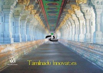 Part I OF I Tamil Nadu.pmd - National Innovation Foundation