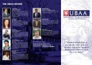 this PDF leaflet - University of Buckingham