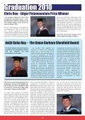 March 2010 - University of Buckingham - Page 3