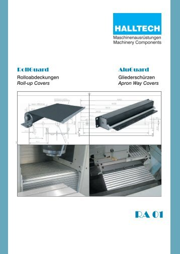 Roll-up Covers - Halltech
