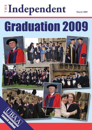 March 2009 - University of Buckingham