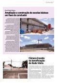 Boletim Municipal Aprovada candidatura ao QREN - Câmara ... - Page 7