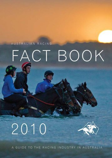 Fact Book - Australian Racing Board