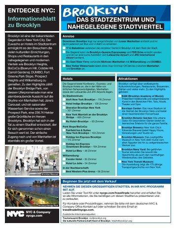 Brooklyn Informationsblatt