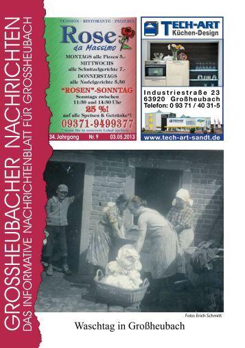 Großheubacher Nachrichten Ausgabe 09-2013 - STOPTEG Print ...