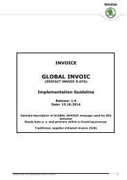 invoic - Åkoda Auto
