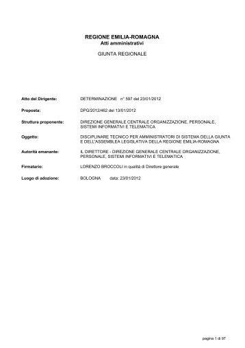 29. [pdf] regione emilia-romagna - Assemblea Legislativa