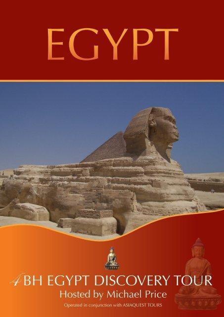 Asia Quest Tours Brochure