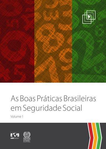 As Boas Práticas Brasileiras em Seguridade Social - Global ...