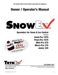 3-06 7 SnowEx.indd - Special Maskiner A/S