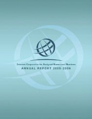Annual Report for 2005-2006 - icann