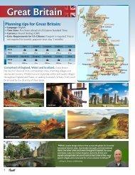 Great Britain - Avanti Destinations