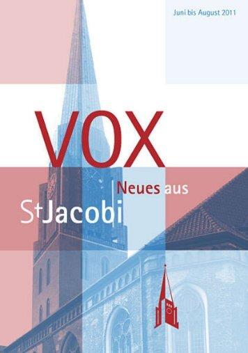 VOX 2.2011_web.pub - St. Jacobi