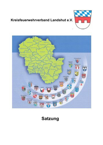 Verbandssatzung - Florian Landshut Land