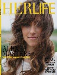 Twin Cities Inspired Songbird - HERLIFE Magazine