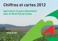 Chiffres et cartes 2012 - Chambre d'agriculture