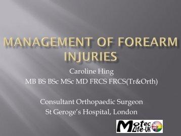 Forearm Fx.pdf - MOTEC LIFE-UK