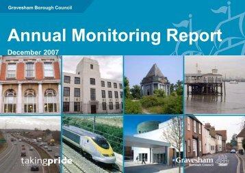 Annual Monitoring Report 2007 - Gravesham Borough Council