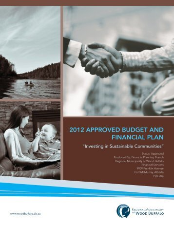 2012 approved budget and financial plan - Regional Municipality of ...