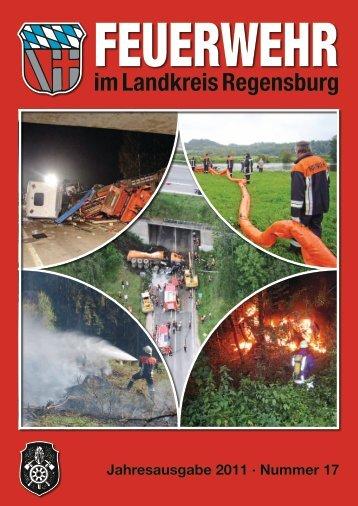 Feuerwehren des Landkreises Regensburg ... - KFV Regensburg