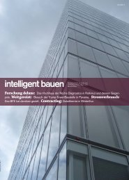 intelligent bauen - TK Architekten