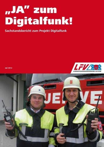 """JA"" zum Digitalfunk! - Kfv-neustadt.de"