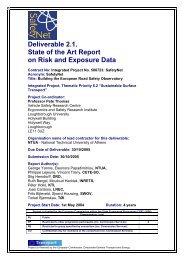 State of the Art Report - ERSO - Swov