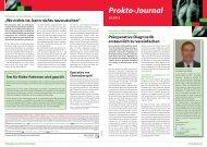 Prokto-Journal 02/2012 - Dr. Kade