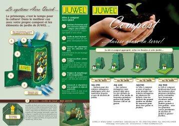 Compost … laisse vivre la terre! - Juwel