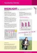 Starke Sorten - IG Pflanzenzucht - Seite 3