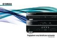 Cennik_zestawow_Yamaha_detal_14_07_2010 - AUDIO KLAN