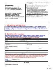 Emissioni atmosfera - Impianti e attività in deroga ... - Sardegna SUAP