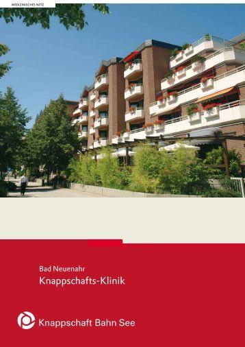 Knappschafts-Klinik Bad Neuenahr -  Knappschaft-Bahn-See