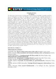 Colegiado de Curso Ata 2008-02 Às 14h do dia 27 de ... - estef