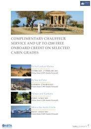 Swan Hellenic Offers.pdf - Travel Club Elite