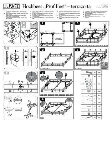 Montageanleitung - Juwel