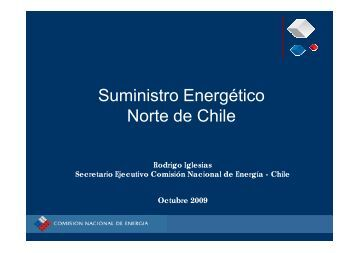 Suministro Energético Norte de Chile