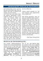 Gemeindemagazin Februar/März 2015 - Seite 6