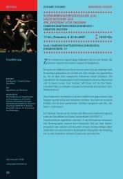 schwererpanzer - flügelkleid (ua) - 17. Internationale Schillertage