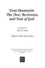 Notes - YU Torah Online