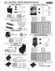 Varian High Energy Clinac Main Circuit Breaker Panel with