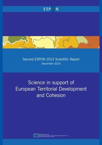 II_ESPON_SCIENTIFIC_REPORT